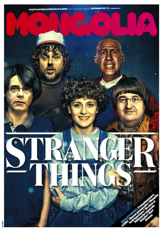 Ignác Říha   Catalan Stranger Things   There are strange things happening in Catalonia. A modern democratic country with famous political prisoners. New elections with strange outcome. What next?